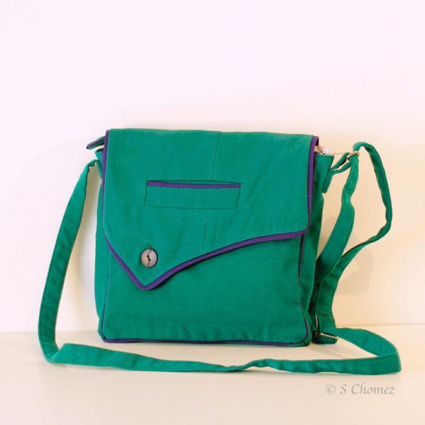 Sabena sac à main Upcycling