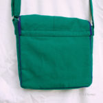 Sabena sac à main Upcycling dos