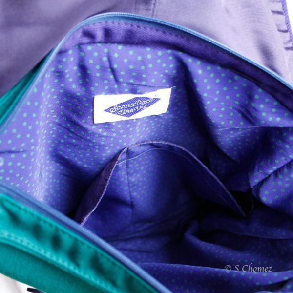 Sabena sac à main Upcycling int
