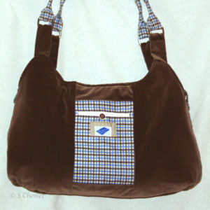 Sac cabas Upcycling Imzara