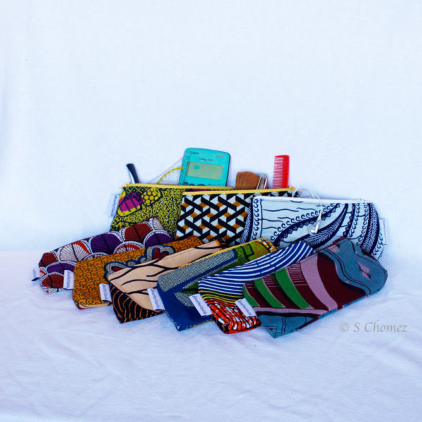 Trousses Africa Upcycling