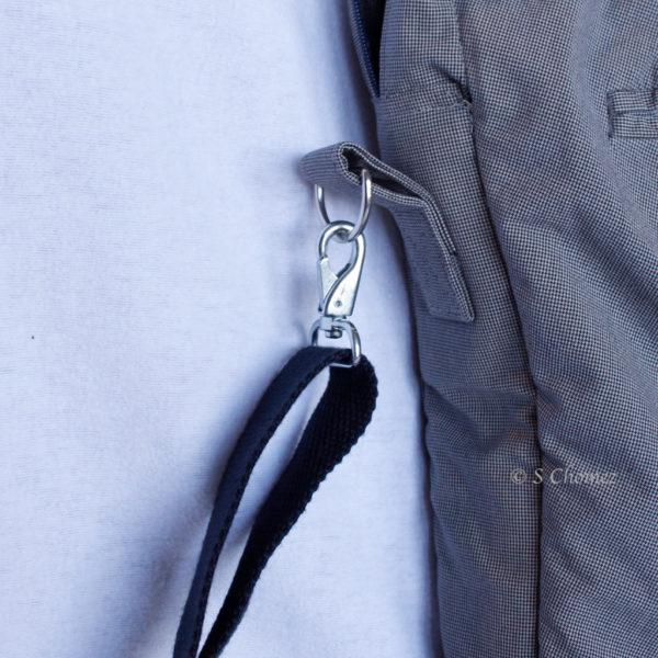 sac pour laptop upcycling pants attache