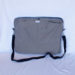 sac pour laptop upcycling pants face