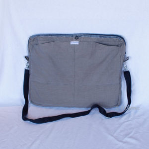 sac pour laptop upcycling pants face