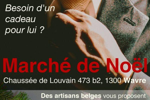 Marché de Noël Wavre 24 Novembre