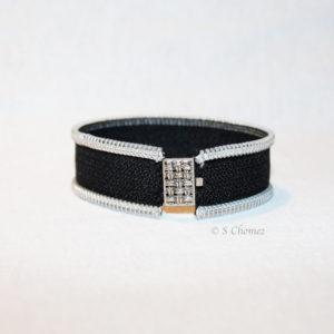 bracelet plat upcycling