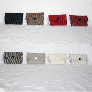 porte-cartes Natto upcycling