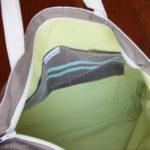 sac cabas upcycling